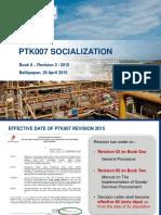 3. PTK007 Socialization Rev 3