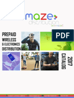 Emaze Product Catalog 2017 w Pricing & Commission