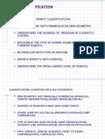 Lec4 Robot Classification