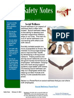 Safety Tips Mar 2012