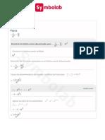 Symbolab - Solutions.pdf