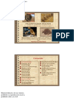 Paleontologia Aplicada 1