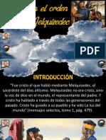 """L17,S21O2017,""""SEGÚN EL ORDEN DE MELQUISEDEC"""",pdf"""