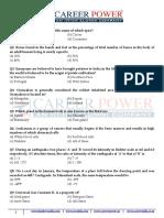 IB ACIO 2014-15 Solved Question Paper 18 August 2017