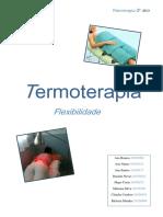 Trabalho Final Termoterapia