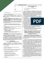 d.l. 1320 - Modificar Art 40 y 41 Del Tuo
