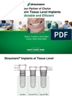 2 Straumann Implants TL