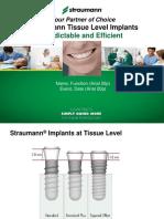 2 Straumann Implants TL
