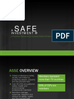 ASSE-A Safe Investment