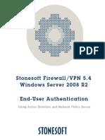 Stonesoft VPN AD integration