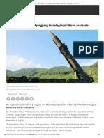 Experto_ China Pasa a Pyongyang Tecnologías Militares Avanzadas _ HISPANTV