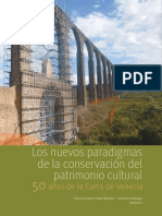 Nuevos paradigmas de la conservación del patrimonio cultural
