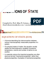 Lec 2 - Eqns of State