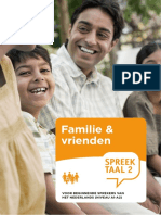 Familie en Vrienden Spreektaal