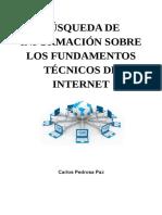Fundamentos Técnicos de Internet Carlos Pedrosa