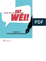 Luxembourgish - Official Brochure