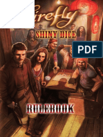 Firefly Shiny Dice Rules