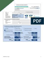 Planilha de Cálculo - RCB
