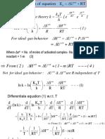 Derivation of Ea
