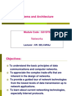Networks Architecture