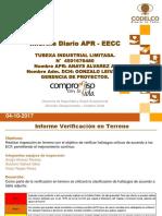 Informe Inspección 04-10-2017 CODELCO