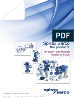 Product Overview for Steam and Related Industrial Fluids-Sales Brochure