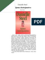 Danielle Steel - Nijemo dostojanstvo +