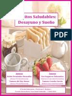 Hábitos Saludables Desayuno y Sueño-1º ESO