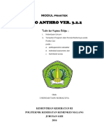 Modul WHO Anthro 3.2.2