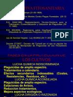 NORMATIVA FITOSANITARIA 2003