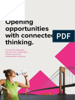 Mott MacDonald - Opening Opportunities With Connected Thinking