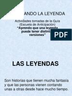 LASLEYENDAS