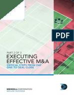MerrillCorp ExecutingEffectiveMA Part2 (1)