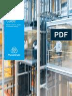 Tke 2017 Elevator Product Catalog