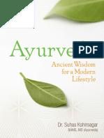 Ayurveda Study Guide