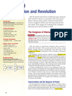4 b Reaction to Revolutions