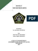 REFERAT ABSES RETROFARING