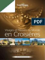 Brochure Visages Et Fleuves Du Monde 2018