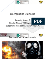 EmergenciasQuimicas Chile