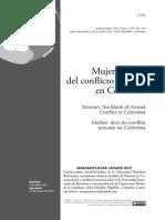 Mujer Conflicto Armado