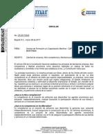 Circular CR-20170043 28032017 - Libertad de Empresa, Libre Competencia y Libertad Económica