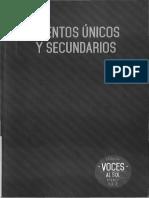 121 Graciano - Cuentos Unicos
