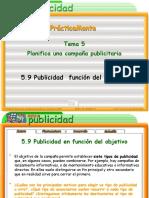 5 Publicidad objetivo.pps