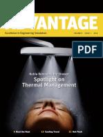 ANSYS Advantage Thermal Management AA V10 I1