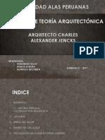 Arq. Charles Jencks1