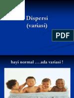 DIV Dispersi