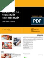 Análisis y valoración de marca- Sergio Tolosa