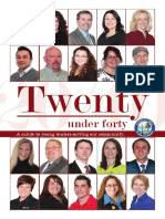May/June 2013 | 20 Under 40 | Cadillac Area Business Magazine