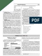 Tribunal Fiscal Nº  8716-10-2017