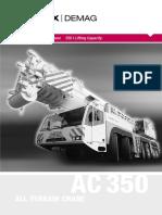 AC 350 Training Manual 1.6